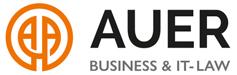 Kanzlei Auer – Dr. Astrid Auer-Reinsdorff Logo